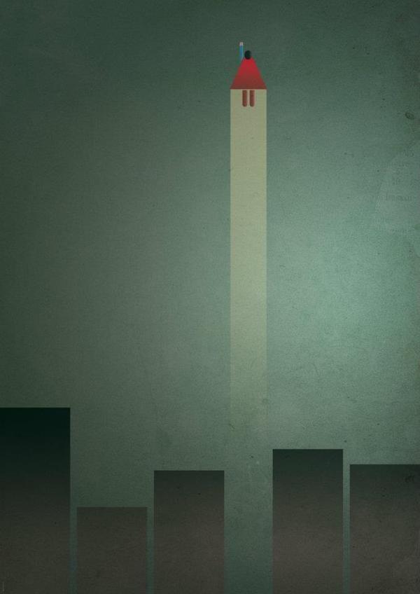 Minimalist-Superheroes-Posters-11
