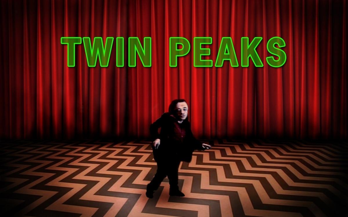 整蠱電話 x Twin Peaks