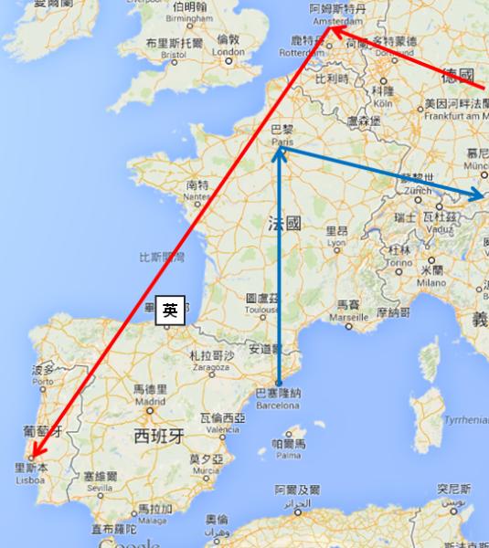 spain tour map2