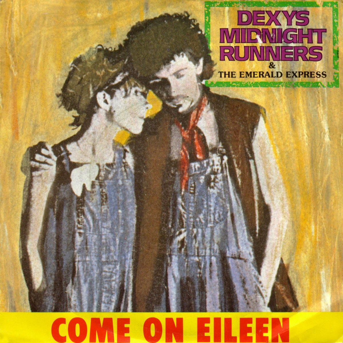 """Come on Eileen"" -- 你我他的Eileen"