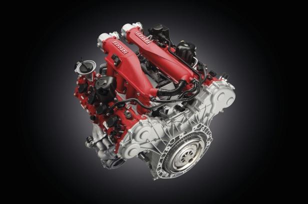 Ferrari Turbo V8