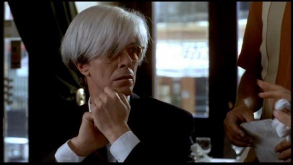 Bowie as Warhol